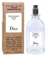 Тестер Christian Dior Homme Sport (edp 67ml)