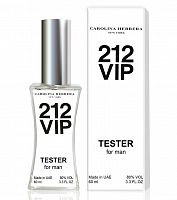 Тестер Carolina Herrera 212 VIP Men (edp 60ml)