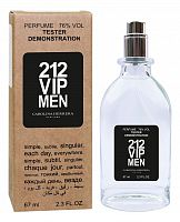 Тестер Carolina Herrera 212 VIP Men (edp 67ml)