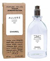 Тестер Chanel Allure Homme Sport (edp 67ml)