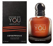 Духи Giorgio Armani Emporio Armani Stronger With You Absolutely для мужчин (оригинал)