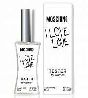 Тестер Moschino Cheap and Chic I Love Love (edp 60ml)