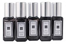 Набор Lux Jo Malone Tuberose Angelica + Velvet Rose and Oud + Dark Amber and Ginger Lily + Myrrh and Tonka + Oud and Bergamot (5×9ml)