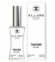 Тестер Chanel Allure Homme Sport (edp 60ml)