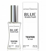 Тестер Antonio Banderas Blue Seduction (edp 60ml)